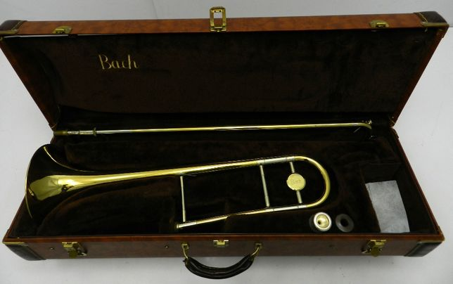 Puzon Bach Stradivarius Model 36 Futerał + Ustnik DR20-174