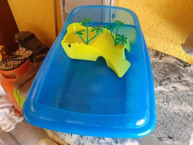 Aquário para tartaruga BARATO