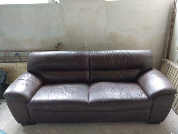 Sofa kanapa skórzana