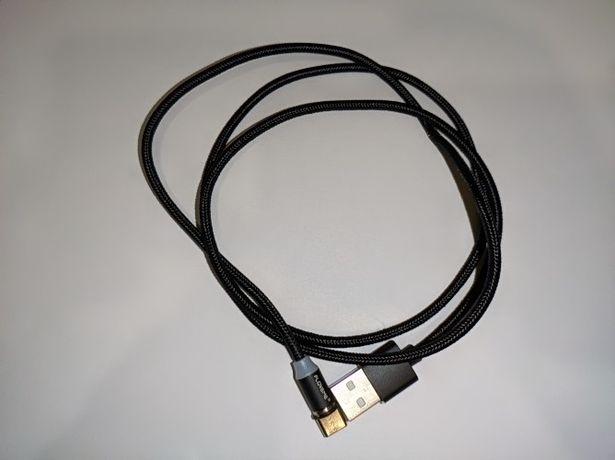 Магнитный кабель usb type-C
