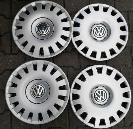 Kołpaki komplet Volkswagen 16 cali oryginał piękne 5