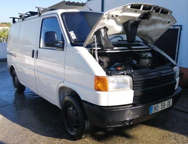 VW Transporter T4 Campervan Homemade