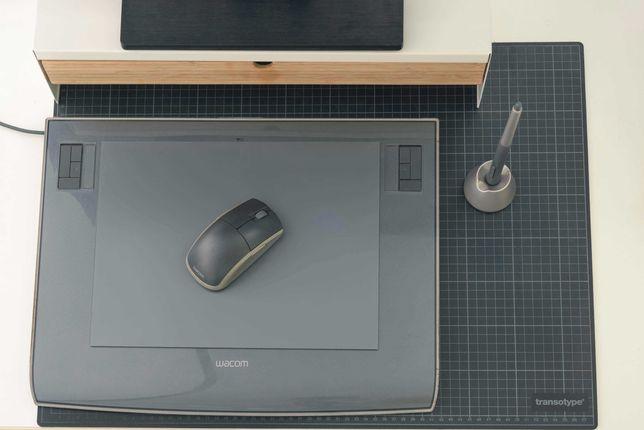 Mesa Digitalizadora Wacom Intuos Pro 3 - Tamanho L