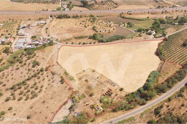 Terreno Misto Com 60,0000 M2, Na Estrada Da Ponte Das Hortas - Elvas