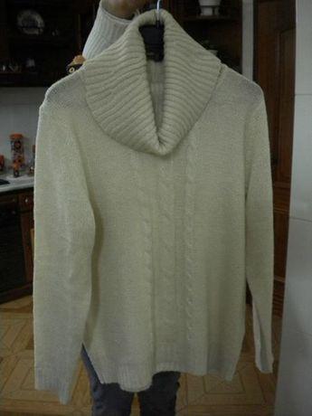 Camisola Branca como NOVA M/L