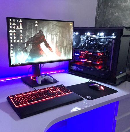 Komputer gamingowy - 2x GTX 1080 / i7-6850K /wodne chłodzenie