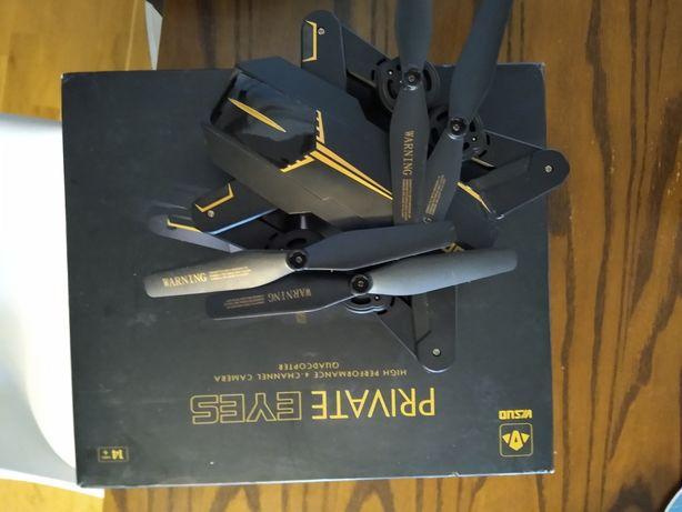 Dron Visuo XS 812 GPS