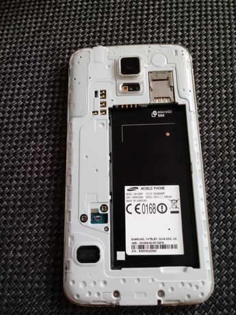 Samsung Galaxy S5 na części