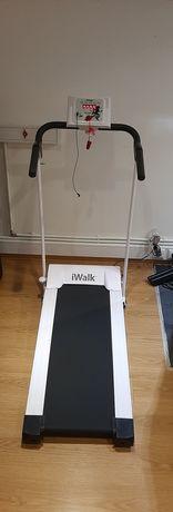 Passadeira eletrica de caminhada iwalk (nova) stock limitado