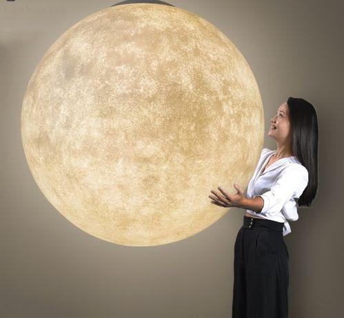 Podaruj Księżyc swojej dziewczynie - lampka nocna