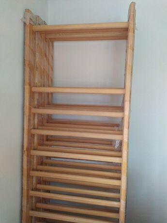 Drabinki gimnastyczne drewniane 220x90 cm
