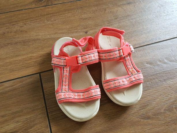 Sandałki Zara rozmiar 24