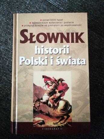 Słownik historii Polski i świata