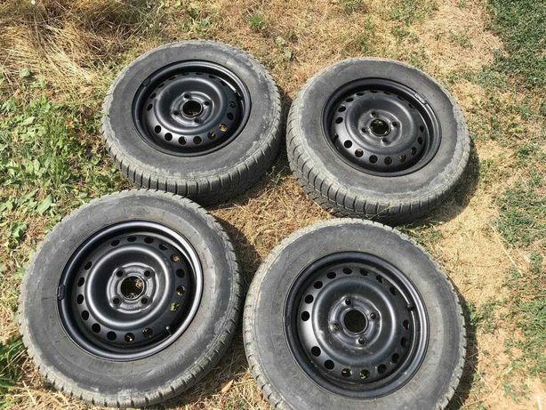 Продам комплекс зимних колес 175/70 R13 Lanos