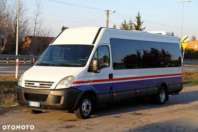 Iveco Autobus, Mikrobus A50/E4/20/P  20 Foteli! 3.0 Diesel 177KM!