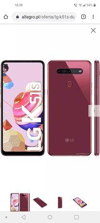 Sprzedam telefon LG 51s