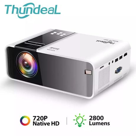 Портативный мини-проектор ThundeaL TD90