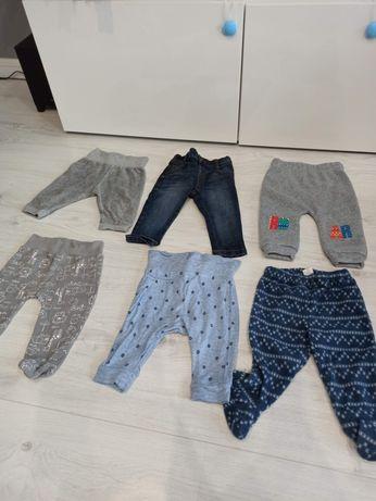 Zestaw spodni 62/68