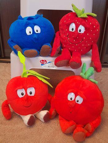 Мягкие игрушки ледниковый период Halloween фрукты овощи льодовиковий