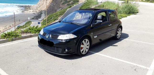 Renault Megane II RS 2.0 Turbo - 260 Cvs