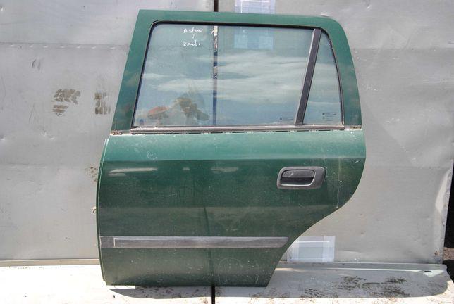 Opel Astra G Kombi drzwi lewy tył