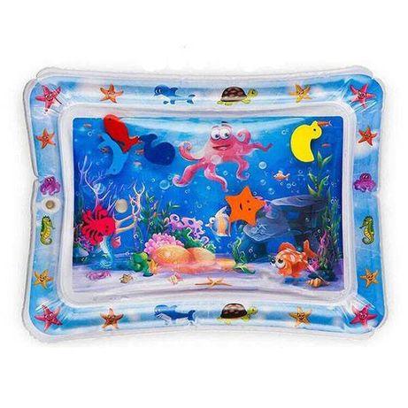 Детский коврик с рыбками