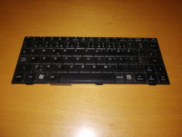 Teclado Asus EEE PC 700/701/900/901