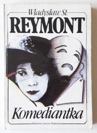 Komediantka - Władysław S. Reymont