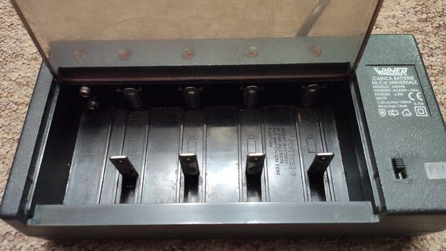 Продам зарядное устройство для Ni-Cd аккумуляторов+ зарядка Кроны 9V