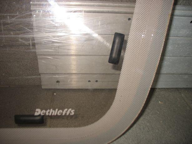 szyba okno DETHLEFFS 151 x 63 trapez przyczepa kempingowa