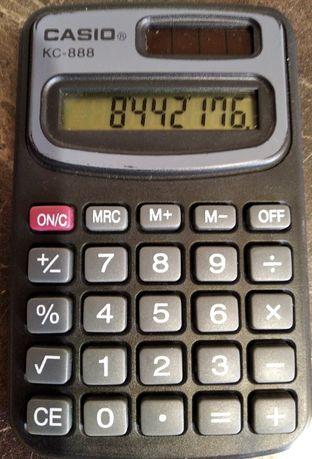 Калькулятор карманный Casio КС 888