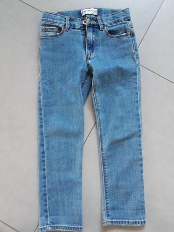 Spodnie Zara r.116 stan idealny