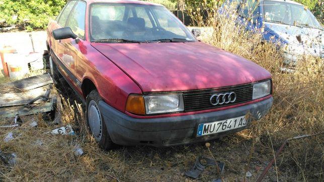 Audi 80 1.8E somente para peças