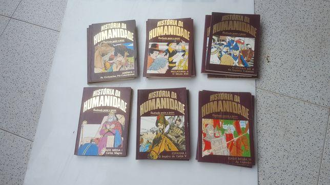 43 livros  de banda  desenhada  diversos  temas