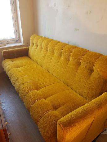 Oddam za darmo.Rozkładana kanapa,czysta i zadbana w bardzo dobrym stan