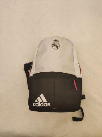 Plecak Real Madryt Adidas JAK NOWY!