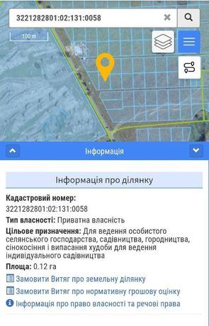 Продажа земельного участка под жилую застройку в селе Зазимья