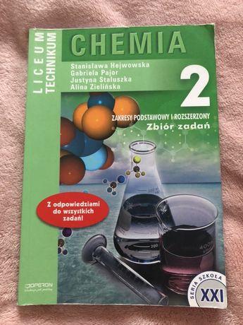 """zbiór zadań """"Chemia 2"""""""