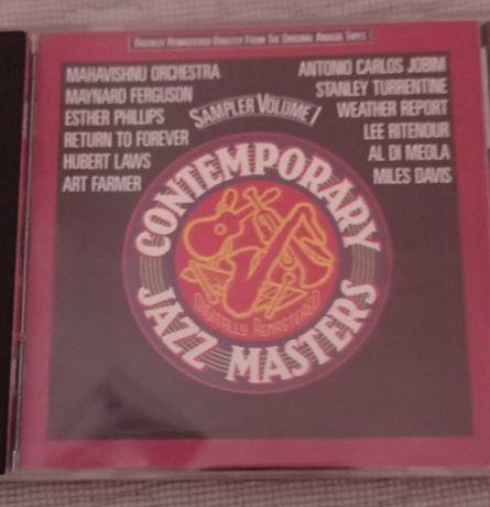 Contemporary Jazz Masters Sampler, Volume 1