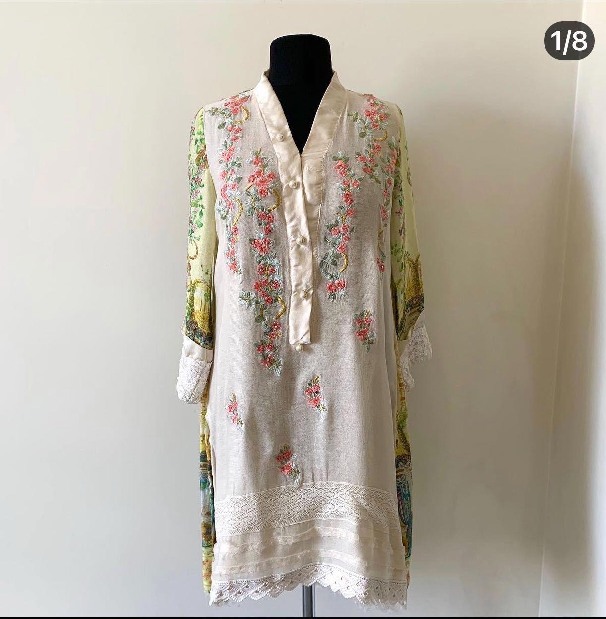 Farah Talib Aziz платье Brunello Cucinelli