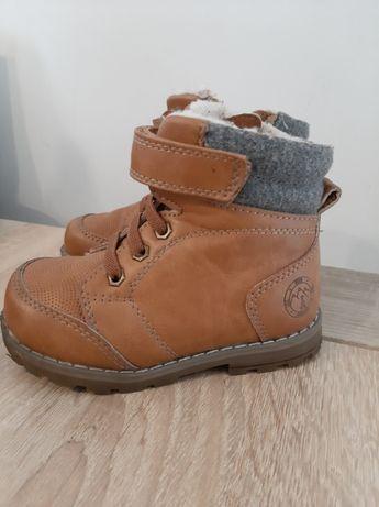 Buty ocieplane dziecięce COOL CLUB trzewik rozmiar 23 wysyłka