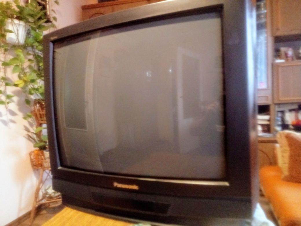 Telewizor Panasonic TX-25MK1L Quintrix ,plus DVD Philips gratis