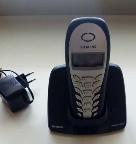 Telefon bezprzewodowy SIEMENS Gigaset AS140