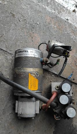 Silnik pompa hydrauliczna rozdzielacz do windy DAUTEL