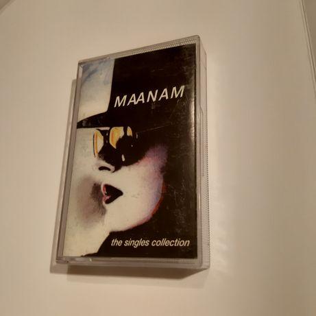 Maanam The singles collection kaseta