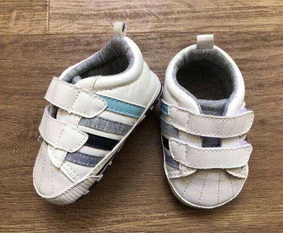 Кеды кроссовки пинетки