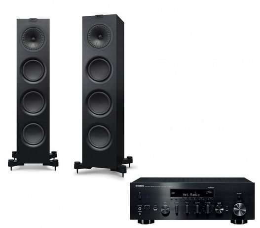 Yamaha R-N803D + Kef Q750 - Autoryzowany dealer | Q21 Pabianice