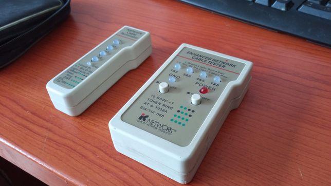 Tester sieci Ethernet.