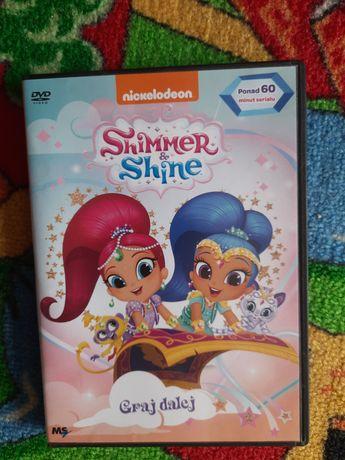 Nowa płyta DVD shimmer i shine