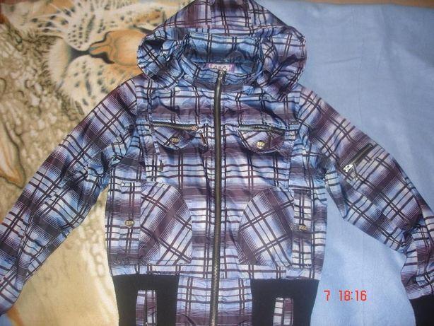 kurtka na wiosnę+gratis bluza